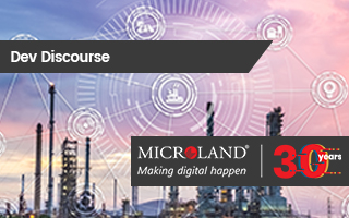 Dev Discourse: Microland positioned to be preferred IIoT partner for global