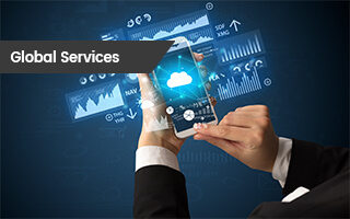 Global Services: Cloud and Mobile will be the new way in which CIOs deliver