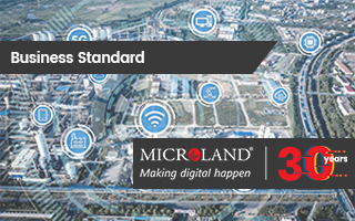 Business Standard: Microland positioned to be preferred IIoT partner for global