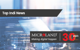 Top Indi News: Microland repositioning itself for digital business