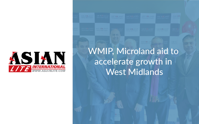 WMIP, Microland aid to accelerate growth in West Midlands