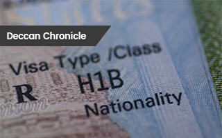 Deccan Chronicle: H-1B curbs: Can Indian IT benefit too?