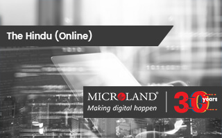 The Hindu: Microland repositioning itself for digital business