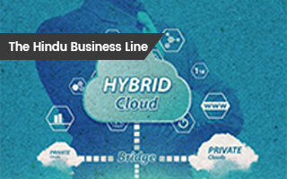 The Hindu Business Line: Microland bets on hybrid cloud to land large deals
