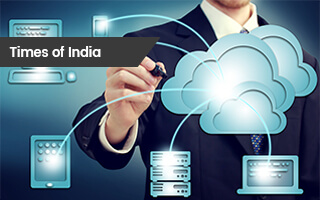 Times of India: Microland adapts to the cloud