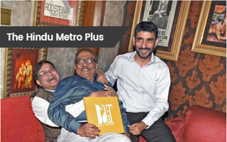 The Hindu Metro Plus: A Culture of Cooperation