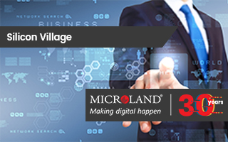 Silicon Village: Microland unveiled a visionary plan for enabling technology to do more and intrude less