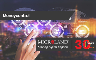 Moneycontrol: IT Services firm Microland stepping up its digitisation services