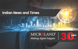 Indian News & Times: On the occasion of its 30th Anniversary, Microland unveiled a visionary plan for enabling technology to do more and intrude Less