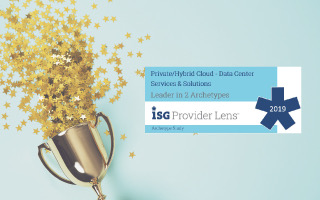 <p>ISG Provider Lens<sup>TM</sup> Private/Hybrid Cloud - Data Center Services & Solutions 2019</p>