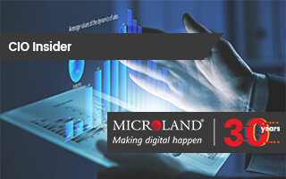 CIO Insider: On the occasion of its 30th Anniversary, Microland unveiled a visionary plan for enabling technology to do more and intrude less