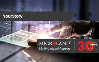 YourStory: On Microland's 30th anniversary, Kar has a visionary plan for technology to do more and intrude less