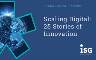 Microland featured among Top 25 Transformative case studies in the New ISG Book on Digital Excellence