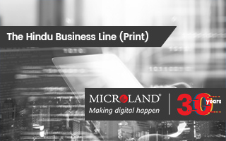 The Hindu Business Line: With Version 6.0, Microland aims to 'make digital happen'