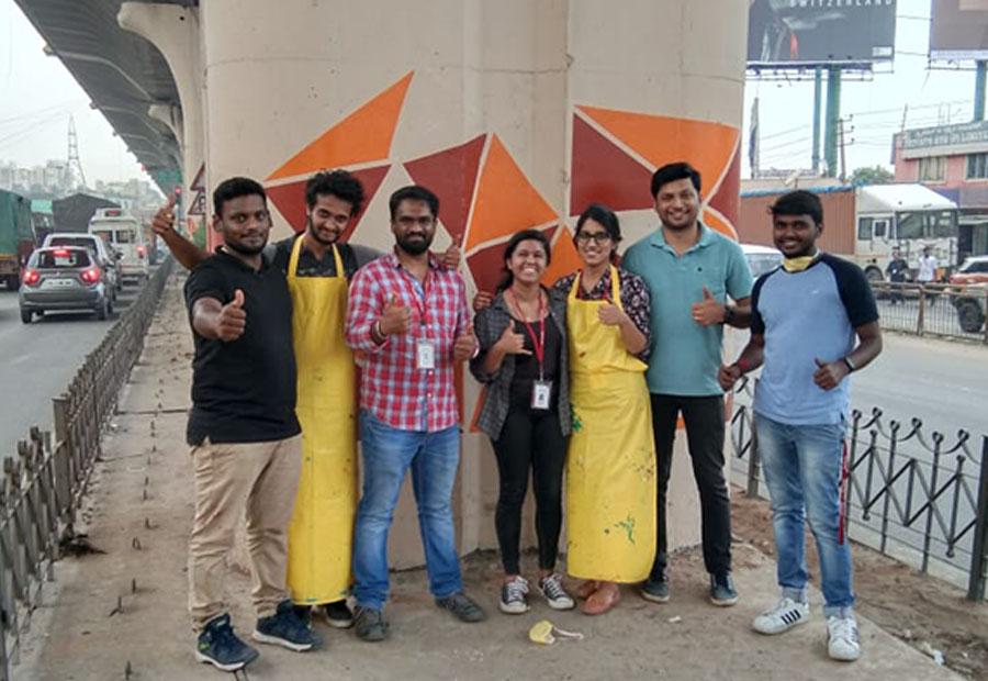 Revamping public spaces in Bengaluru