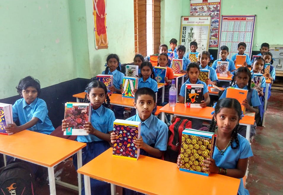 Addressing infrastructure gaps in Government schools