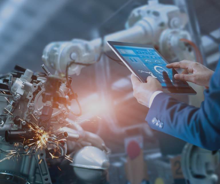 Driving change using Smart Manufacturing