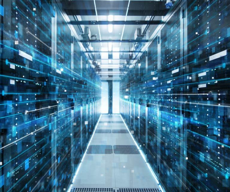 Data Center transformation program